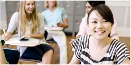 自信を持って、留学や就活に挑む